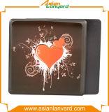 Customed 3D weicher Belüftung-Kühlraum-Magnet