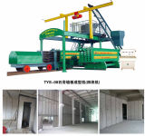 Tianyi Specialized Hollow Core Machine Machine de fabrication de blocs de gypse