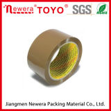 BOPP Brown Adhesive Tape Roll pour Packing