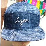 Impression 100% de coton et casquettes de baseball de sports de mode de broderie