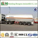 40000 litres gyroscopiques de réservoir en acier semi de remorque de camion-citerne de l'eau