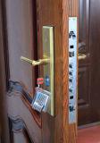 Самомоднейшие стальные двери обеспеченностью (JX-910)