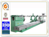 China High Stability Horizontal CNC Lathe für Roll, Pipes, Steel Rod, Shaft, Cylinder (CG61160)