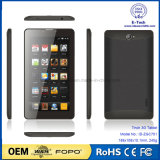 Hot Sale IPS Resolução 800 * 1280 Memória 1GB + 8GB Spreadtrum 7inch Tablet PC 3G