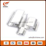 La qualité H-Filètent le type sertissant collier de forme de H en aluminium