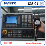 Tour chinois de commande numérique par ordinateur de prix bas avec la tourelle électrique Ck6150A d'outil