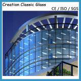 外部壁装飾的パネル絶縁ガラス単位