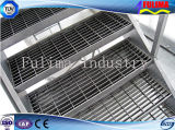 Scala/piattaforma/scale d'acciaio di alta qualità con autenticazione del Ce (FLM-SP-004)