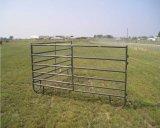 панель загородки фермы поголовья 6FT высокая/панель ярда лошади для ранчо