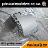 Proveedor de la fábrica de acero inoxidable de pared montado titular de papel de baño