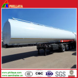 tanker-LKW-halb Schlussteil-Kraftstoff-Metallbecken des Dieselöl-42000liters Stahl