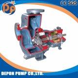 Selbstansaugende Pumpe für ätzendes Abwasser und Trinkwasser