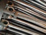 熱いすくいは造られた鋼鉄ガイのボルトアンカー棒に電流を通す