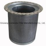 Filtre de séparateur de pétrole 23716467 utilisé dans des compresseurs d'air d'Ingersoll-Couche-point
