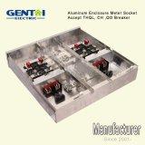 Una base de aluminio más barata del contador de combinación del recinto 200A de la alta calidad