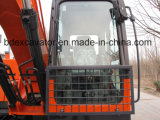 Excavadores medios 15ton de la correa eslabonada de Baoding con el certificado ISO9001