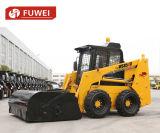 Beste Schienen-Ochse-Ladevorrichtungs-Cer-Geck-Überrollschutzvorrichtungen des Verkaufs-Ws85