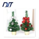 Fábrica Desktop da decoração das mini decorações da árvore de Natal direta