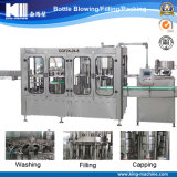 小規模の天然水のびん詰めにする機械