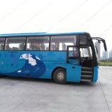 10.5m 42-50seats Passageiros Motor traseiro Autocarro turístico Ônibus Diesel e GNV