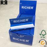 더 부유한 14GSM Fsc & SGS & FDA 대마 담배 흡연 종이 뭉치