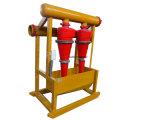 HDD 진흙 Recycline를 위한 Desander 분리기를 교련하는 Oildifeld