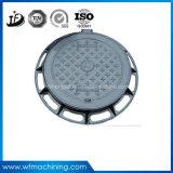 OEM 철 배수장치 공급에서 주조하 Tectorial 모래 주물 맨홀 뚜껑