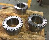 Heet Smeedstuk CNC die de Flens van de Koppeling van het Roestvrij staal van het Koolstofstaal van het Staal van de Legering Machinaal bewerken