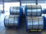 Bobines galvanisées d'acier de Chine