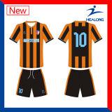 Disegno della Jersey di calcio personalizzato sublimazione nuovo