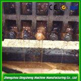 Prensa de petróleo automática del casco del anacardo del Doble-Eje