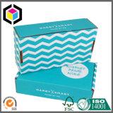 Carton d'expédition aqueux lustré de carton ondulé d'e cannelure