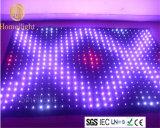 Toda la venta del vídeo Cortina LED con CE