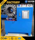 Gebildet in China-Großhandelshochdruckqualitätshydraulischer Schlauch-quetschverbindenmaschinen-Preis