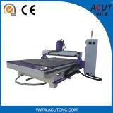 Máquina de gravura de madeira do fabricante da porta do CNC do equipamento do Woodworking
