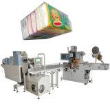 Papier de soie de soie Pocket faisant à machine la machine à emballer de tissu facial
