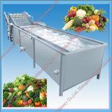 Surtidor vegetal de China de la lavadora de la burbuja de la alta calidad/lavadora vegetal automática