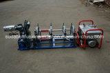 Máquina da soldadura da tubulação do HDPE de Sud160h/da solda por fusão da extremidade