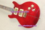 Fotorezeptoren reden an,/Mahagonikarosserie u. Stutzen,/Afanti elektrische Gitarre (APR-075)