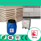 Laminación adhesiva de la chapa del látex del poliuretano a base de agua blanco barato PVAC/Wood de /Glue