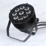9 * 15W UV + RGBWA 6in1 LED Outdoor PAR Light