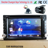 Lettore DVD dell'automobile con il sistema di percorso di GPS