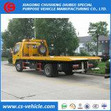 판매를 위한 Dongfeng 4*2 견인 트럭 바퀴 상승