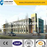 Niedrige Kosten-Heiß-Verkaufender industrieller Stahlkonstruktion-Gebäude-Entwurf
