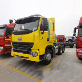 Cabeça do trator dos caminhões de /Trailer do caminhão do trator de Sinotruk HOWO A7 420HP 6X4