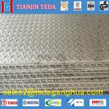 piatto antiscorrimento dell'acciaio inossidabile 316L