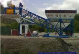 Centrale de malaxage concrète mobile Yhzs75 (75m3/h)