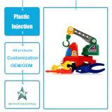 カスタマイズされたプラスチック製品の子供または子供のおもちゃのプラスチックカバープラスチック注入型