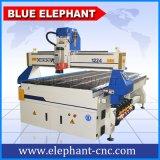 Máquina de proceso de madera de la alta calidad 1224, ranurador de madera 1224 del CNC para la industria de publicidad