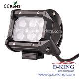 18W 4D LED Light Bar